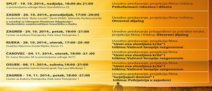 Kalendar događanja-projekcija filma i tribina: gost Daniel Mackler