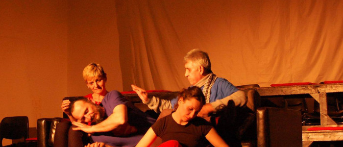Exit – Theater Workshop (Blue Talk Project)